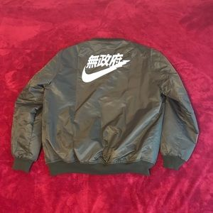 Other - Unbranded Bomber Jacket
